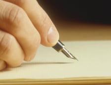 Stiai ca scrisul tau de mana iti poate arata de ce boli suferi?
