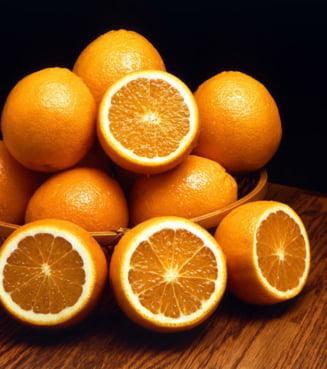 Stiai cat de sanatoasa este coaja de portocala?