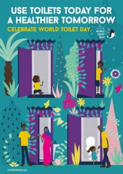 "Stiati ca astazi ""sarbatorim"" Ziua Internationala a Toaletei?"