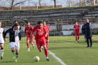Sticla Arisul Turda- Unirea Alba Iulia 3-3