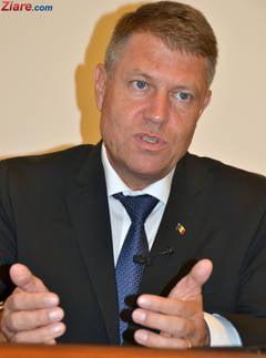 Stie Klaus Iohannis ce doreste pentru Justitie? (Opinii)