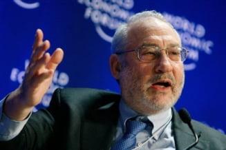 Stiglitz: Europa va reintra in recesiune din cauza masurilor de austeritate