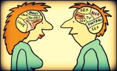 Stii care sunt diferentele dintre creierul femeilor si cel al barbatilor?