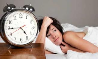 Stii de ce nu dormi bine? Odihneste-te ca la carte!