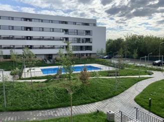 Stimularea unui trai urban, altfel! Cu 75% spatii libere si verzi, Atria Urban Resort creste copaci si calitatea vietii