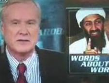 Stire cu Obama, ilustrata cu o poza a lui bin Laden (VIDEO)
