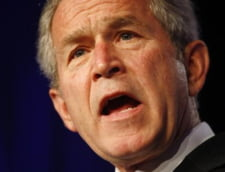 Stire la un post tv african: Bush a murit