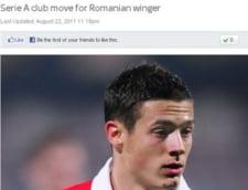 Stirea zilei in Europa: Udinese il transfera pe... Borcea!