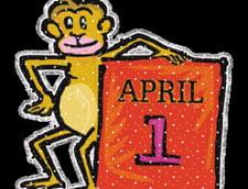 Stirile cu care am incercat sa te pacalim de 1 Aprilie. Tu te-ai prins?