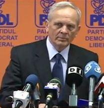 Stolojan: PDL regreta orice plecare din partid. Elena Basescu nu a avut niciun raport in PE