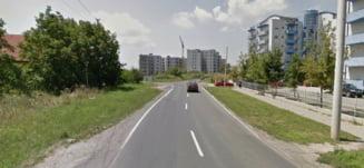 Strada din Timisoara care se largeste la 4 benzi, pe care vor fi amenajate trotuare si piste de biciclete. S-a lansat licitatia de peste 1,6 milioane euro