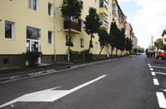 Strada noua intre Vrancei si Maramuresului