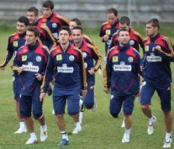 Stranierii convocati pentru meciurile cu Serbia si Insulele Feroe