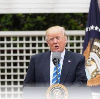 Strans cu usa de Congres, Trump va accepta legea care strica si mai rau relatiile cu Moscova