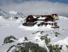 Strat de zapada record - doi metri la Balea Lac, pericol de avalansa