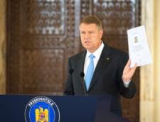 Strategia Nationala de Aparare si defrisarile ilegale, dezbatute de Ponta si Iohannis la CSAT
