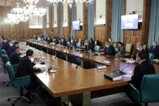 Strategia nationala de vaccinare anti-COVID ar putea fi aprobata vineri de Guvern