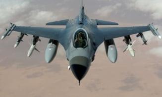 Stratfor: Avioanele F-16 sunt o alegere logica pentru Romania