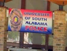 Student gol, impuscat mortal de un politist, intr-un campus din SUA