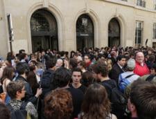 Student ucis in bataie de neonazisti in centrul Parisului