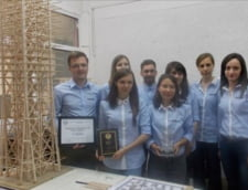 Studenti clujeni, primii la un concurs international pentru cladiri rezistente la cutremure