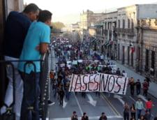 Studenti disparuti in Mexic: Cel putin 17 corpuri incinerate intr-o groapa de gunoi