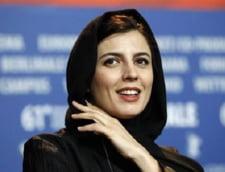 Studentii iranieni cer 50 de lovituri de bici pentru actrita iraniana din juriul de la Cannes