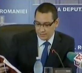 Studentii vor ca Ponta sa plateasca banii cheltuiti de stat cu doctoratul lui