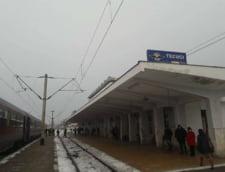 Studentii vor merge gratuit cu trenul, de miercuri