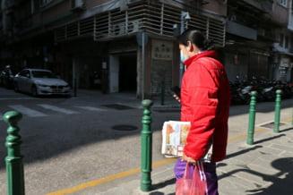 Studiu: Numarul contaminarilor in Wuhan este de 10 ori mai mare fata de bilantul oficial
