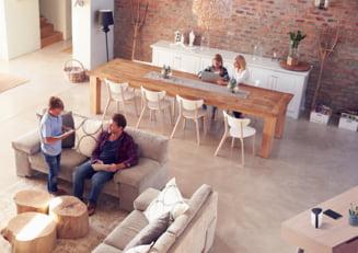 Studiu Bitdefender: Una din patru locuinte din mediul urban este smart. Televizoarele inteligente, cele mai folosite