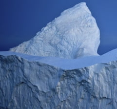 "Studiu alarmant: Incalzirea globala provoaca o topire in masa ""ireversibila"" in Antarctica"