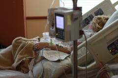 Studiu ingrijorator. O treime dintre bolnavii de COVID se intorc la spital cu boli de inima, ficat sau diabet. Unul din opt pacienti moare