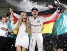 Stupoare in Formula 1: Nico Rosberg se retrage la doar cateva zile dupa ce a devenit campion mondial