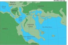 Sub Europa se afla un continent stravechi, Adria cea mare