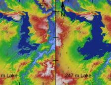 Sub desertul Sahara a existat un lac cu o lungime de 350 kilometri