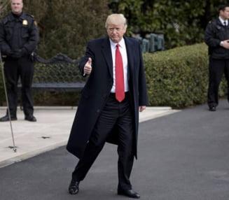 """Sub tirul dezvaluirilor din """"Fire and Fury"""", Trump isi apara capacitatea mentala: Sunt un geniu foarte stabil!"""