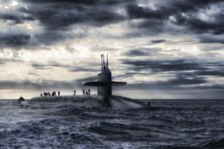 Submarin cu 53 de militari la bord, disparut in largul insulei Bali. Marina indoneziana efectueaza actiuni de cautare