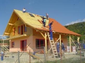 Subventia la constructia de locuinte prin credit ipotecar, eliminata