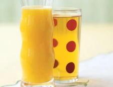 Suc de portocale sau de mere? Afla care e mai sanatos