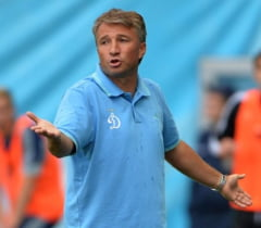 Succes categoric pentru Dan Petrescu in Rusia