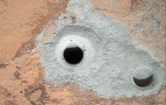 Succes in premiera pe planeta Marte