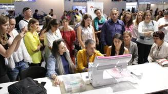 Succes peste asteptari la Textile Technology Show