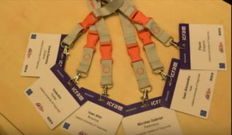 Succes romanesc la concursul international de microrobotica de la Stockholm
