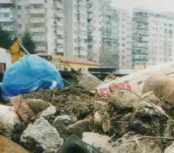 Suceava: Amenzi pentru incendii la gropile de gunoi