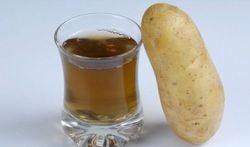 Sucul de cartofi, minunea digestiei
