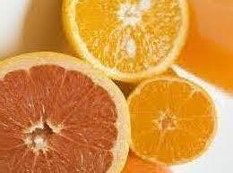 Sucul de citrice si salata de grapefruit