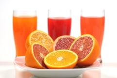 Sucul de portocale iti hraneste creierul!