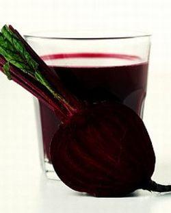Sucul de sfecla rosie ese bun pentru prostata