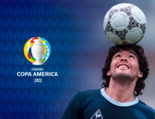 Sud-americanii plang dupa Maradona: ce s-a intamplat aseara in Brazilia VIDEO